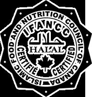Halal IFANCC logo