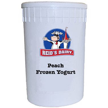 Peach-Frozen-Yogurt