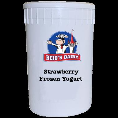 Strawberry-Frozen-Yogurt